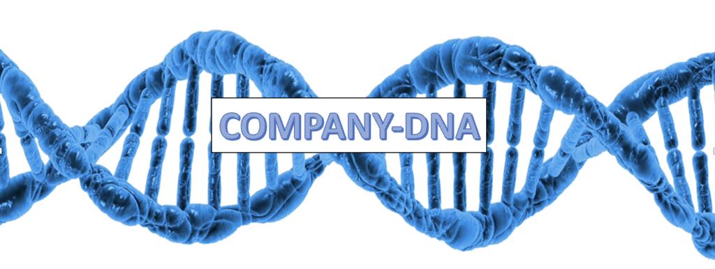 Company DNA - Titelbild
